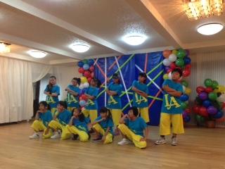SENSE KIDS DANCE LIVE 2013を終えて☆