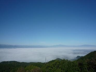 西蔵王からの眺め