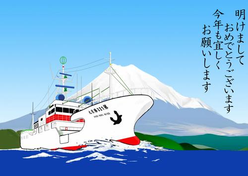 勝倉漁業の仕事始め