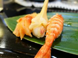 東京出張で岩佐寿司へ直行