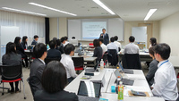 日本政策金融公庫の研修会で講演