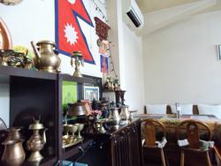 ネパールカレー「Yeti」