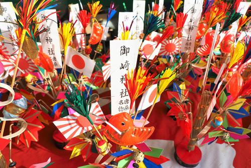 唐桑・御崎神社の例大祭