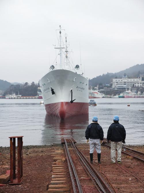祝 「みらい造船」設立!
