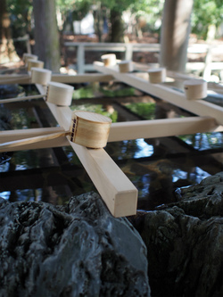 伊勢神宮で大漁祈願