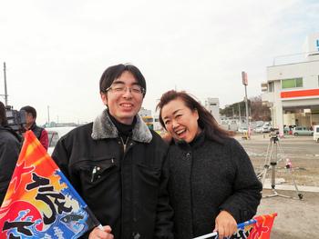 88勝栄丸出港!