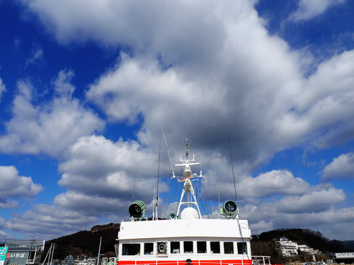 勝倉漁業の連休について