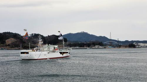 第8大功丸が4年目の航海へ!