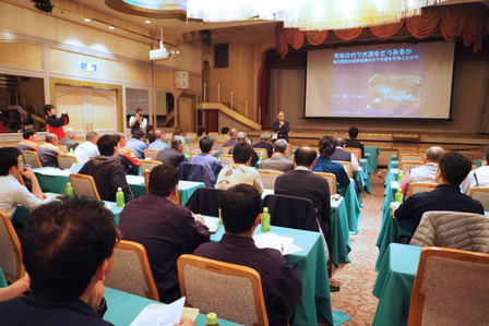 二平先生の講演会