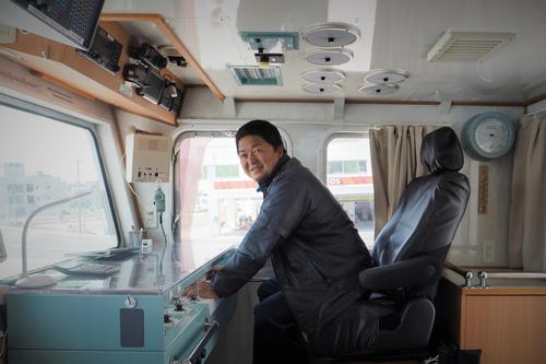 123勝栄丸が5次航へ出港!