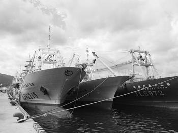 天王丸の作業船転覆