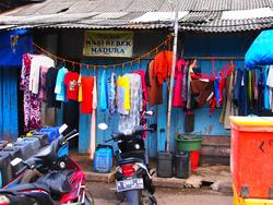 ジャカルタ魚市場