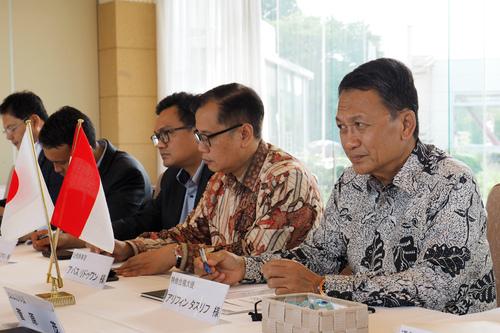 インドネシア共和国の駐日大使閣下と