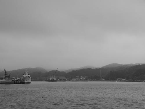 気仙沼から明日14時出港