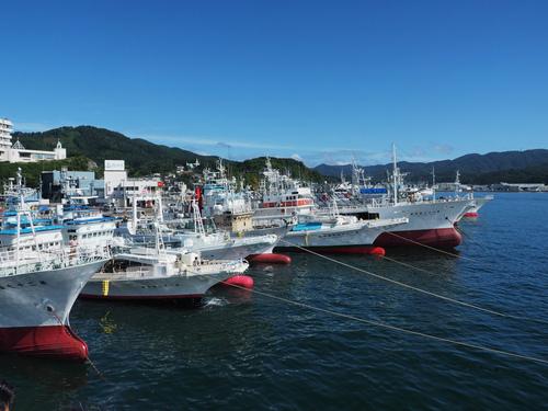 勝倉漁業のお盆休みについて