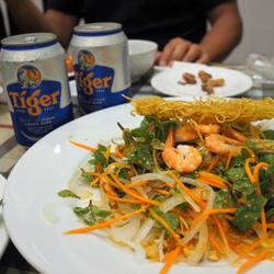 ベトナム視察 歓迎の宴