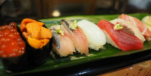 築地市場の岩佐寿司