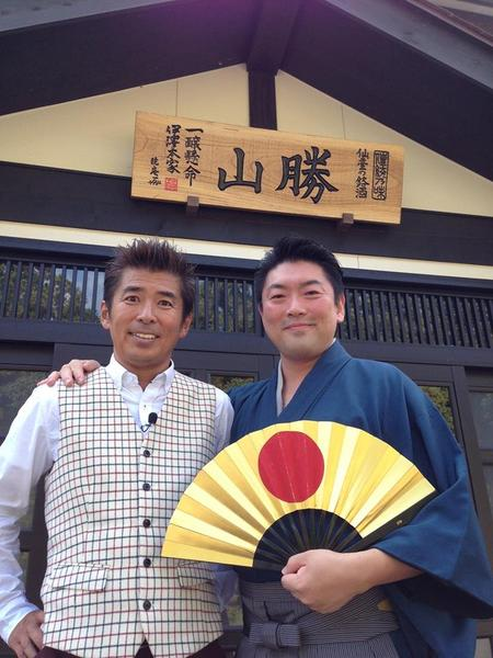 勝俣氏、モダン酒道免許皆伝!
