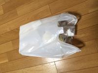 ビオチン粉薬で年末年始54日分もらって袋の大きさにびっくり