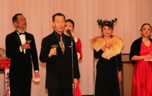 2012クリスマスダンスパーティー