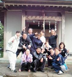 SADA合宿in柴田町