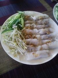 ベトナム料理教室第二段♪