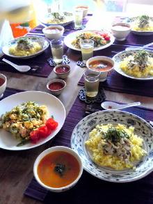 7月のベトナム料理教室♪