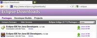 UbuntuにEclipse3.7をセットアップ(準備)