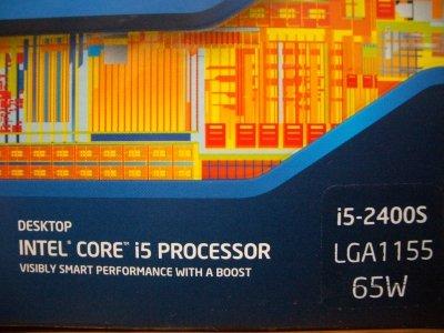 INTELの新CPUを購入(i5-2400S)