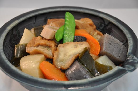 仙台麸の煮物はどうですか?
