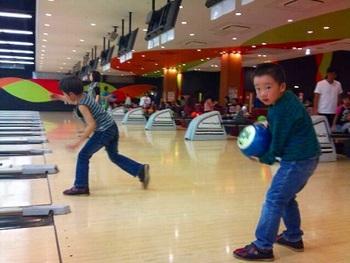 11月7日 レクレーション・ボーリング大会