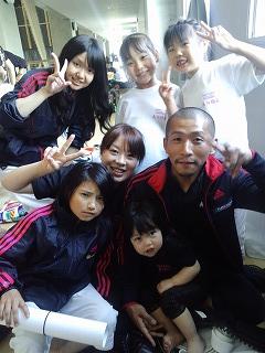 宮城県スポーツ少年団空手道交流大会