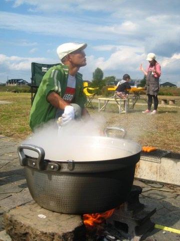 ウミイモ煮会09