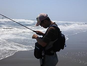 仙南サーフ  2012 . 8.  5     自己記録