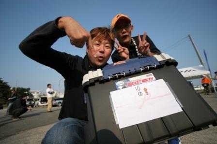 第2回 JIGGER FIGHT in 仙台湾