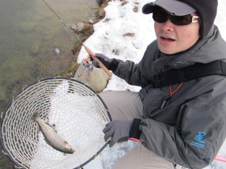 2011年 初釣り