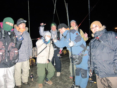 ラスト釣行会