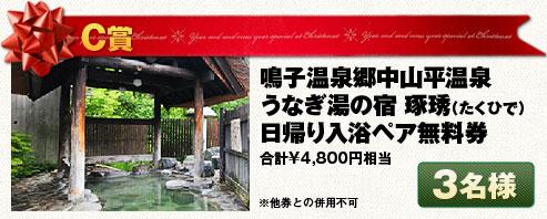 鳴子温泉郷 中山平温泉 うなぎ湯の宿 琢琇(たくひで)