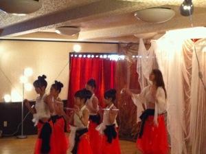 2010.11/23 ベリーダンスイベント☆