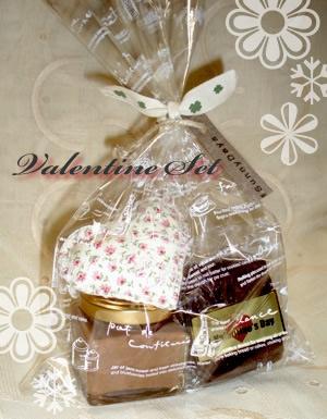 Choco2 CAFE バレンタインギフトセット♪