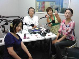 ラジオ出演♪