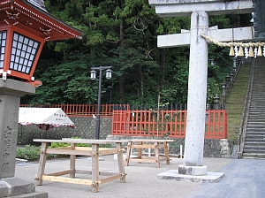 塩竈みなと祭とひかりピア鹽竈(前夜祭花火大会)