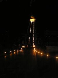 しおがまさま 神々の月灯り@志波彦神社・鹽竈神社