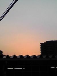 久しぶりの天空模様