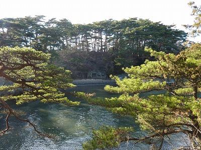 松島の雄島の散策