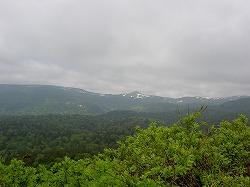八戸旅行3:2日目 雨 八幡平は雲抜け