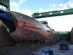 新造船の監督派遣