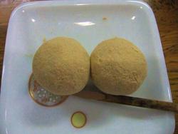 くろ麦の蕎麦
