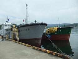 油槽船を無償貸与