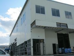 鹿折倉庫復旧へ